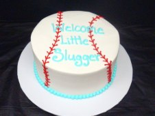 Welcome Little Slugger Baseball