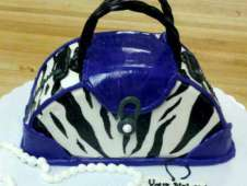 Purse Birthday Cake