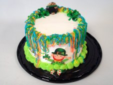 St.Patricks Day Cake