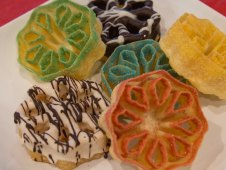 Christmas Cookies - Rosettes