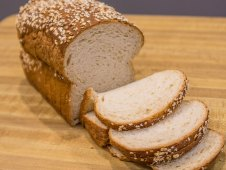 Honey Oatmeal Bread